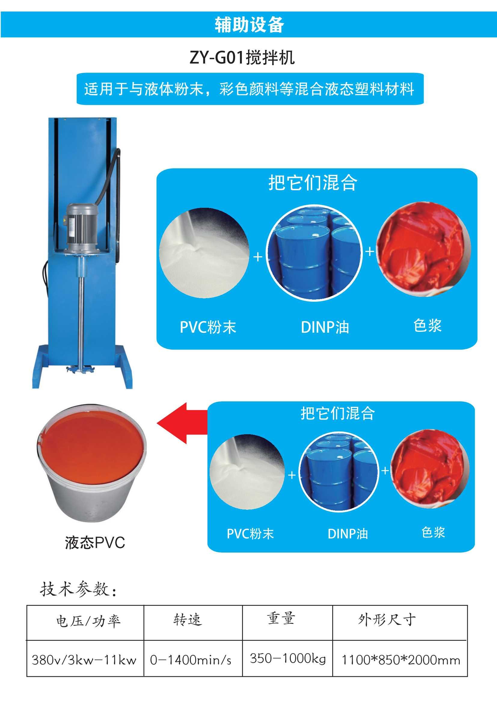 PVC商標點膠機